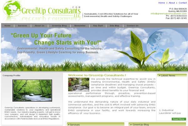 Green Up Consultants