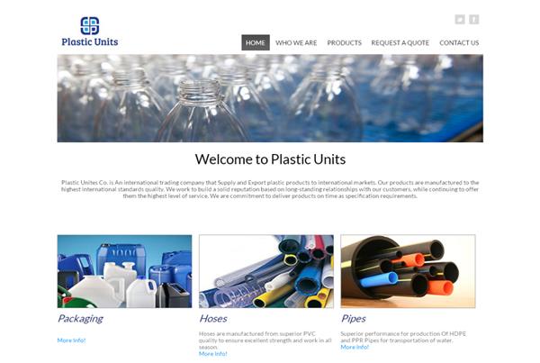 Plastic Units