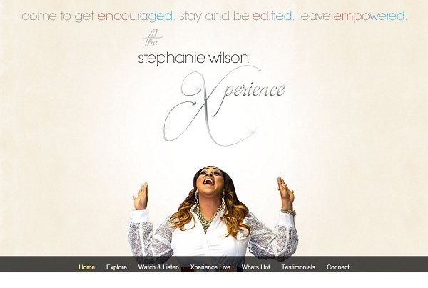I am Stephanie Wilson