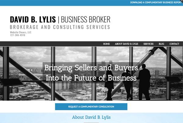 David B Lylis
