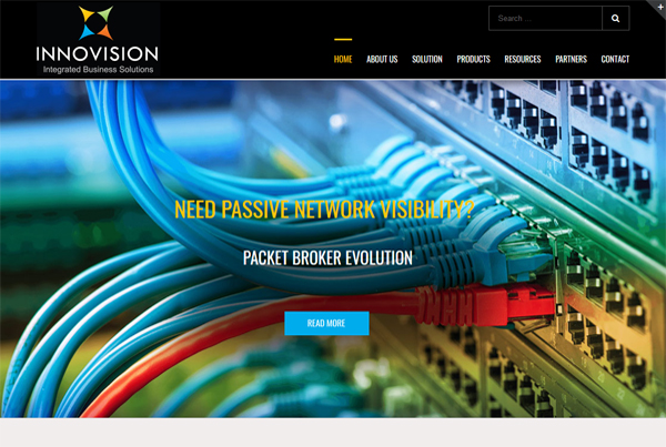 Innovision Integrated Business Solution (IIBS)